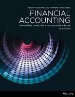 Financial accounting : reporting, analysis and decision making / Shirley Carlon [and five others].