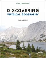 Discovering physical geography / Alan F. Arbogast.