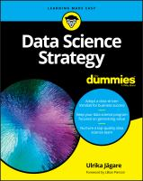 Data Science Strategy for Dummies.