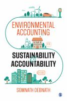 Environmental Accounting, Sustainability and Accountability.